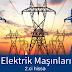 Elektrik Maşınları: 2.ci Hissə