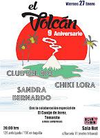 IX Aniversario El Volcán Sala But