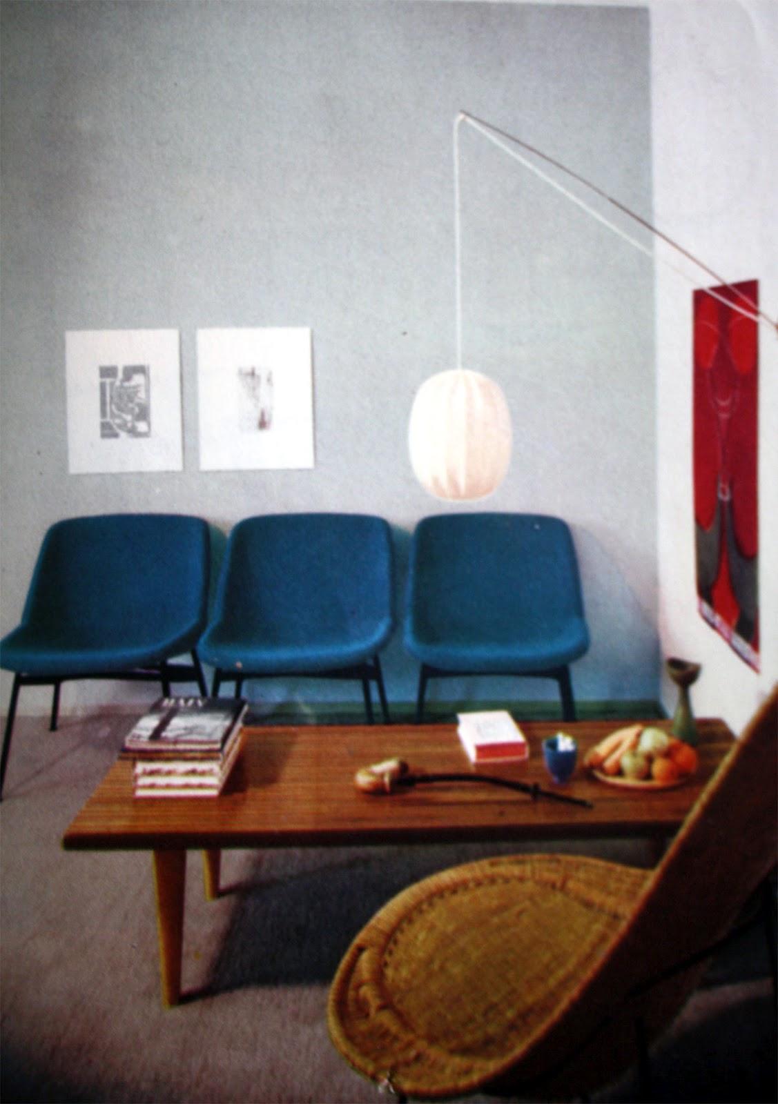 S:t Olofs Antik o Retro blogg: Lite inspiration från 50-60 talet