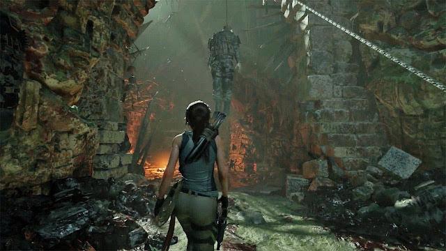 الكشف عن أول 15 دقيقة من داخل لعبة Shadow of the Tomb Raider ( تحذير بوجود حرق )