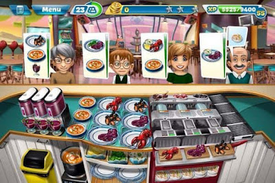 Cooking Fever Mod Apk v2.6.3 (Unlimited Coins/Gems) Free Download