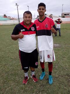 Confiança de Sapé vence o Internacional de Lucena em casa e agora é o 2º do grupo 2 do Campeonato Paraibano Sub 19
