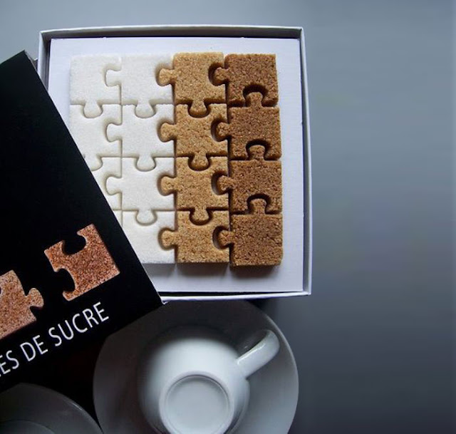 Green Pear Diaries, diseño, packaging, Puzzles de Sucre