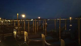 Bassin de Saint Marc à Venise