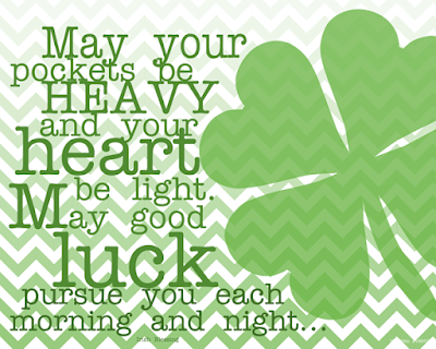 St Patrick's day 2018 sayings and blessings