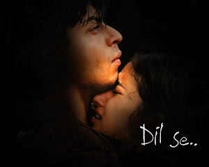 Poster Of Bollywood Movie Dil Se (1998) 300MB Compressed Small Size Pc Movie Free Download worldfree4u.com