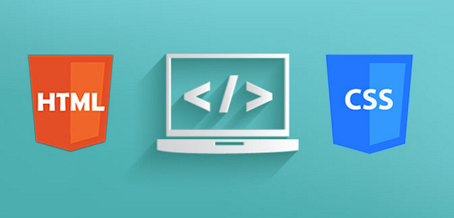 تصميم صفحة ويب بلغة html