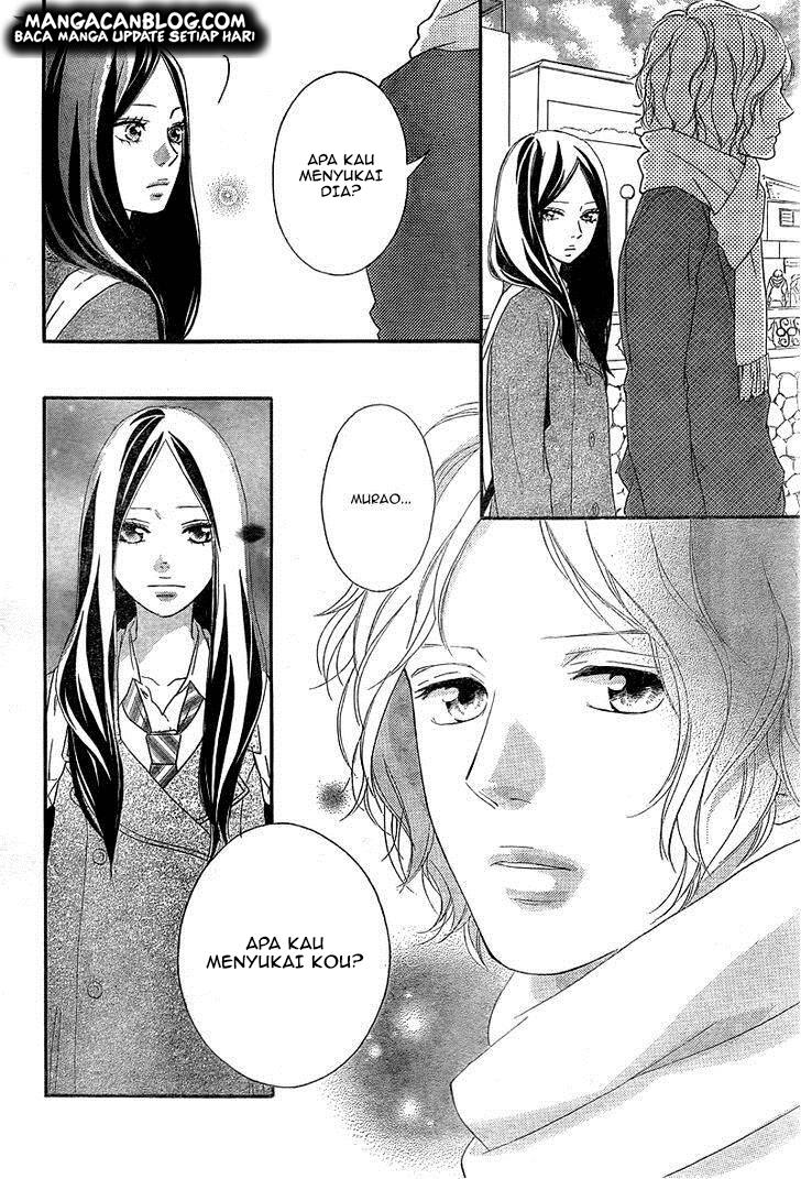 Ao Haru Ride Chapter 38-22