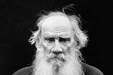 Leo Tolstoy - the great Russian writer and thinker
