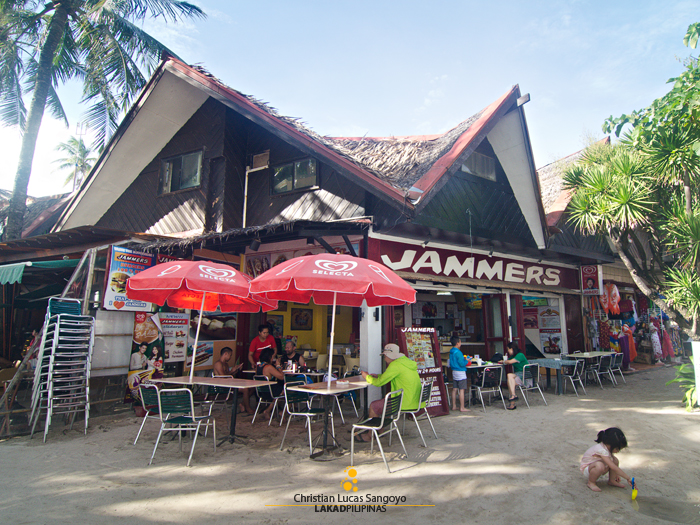 Jammers Boracay D'Mall White Beach