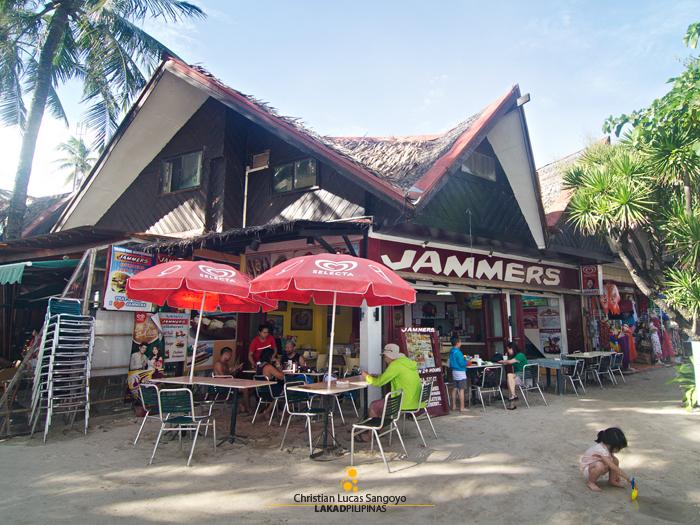 Jammers Boracay D'Mall White Beach