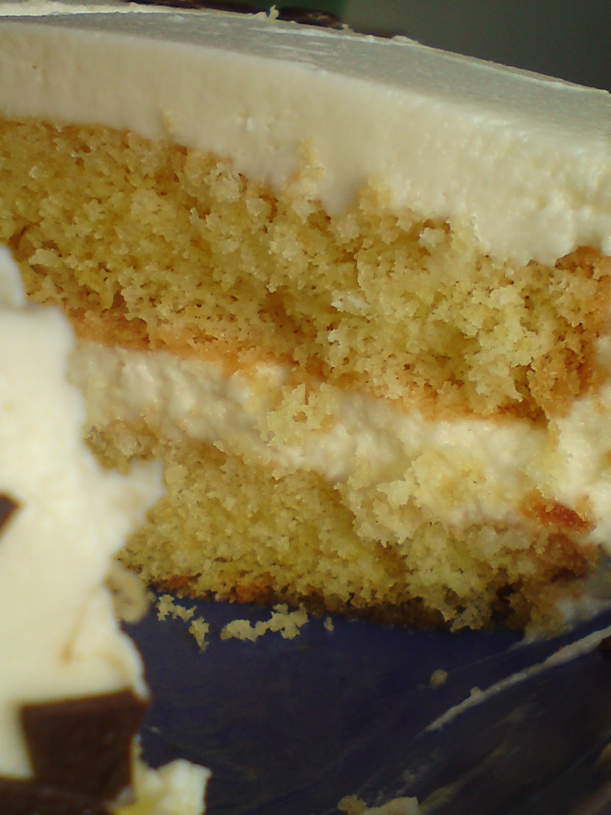 Donna Hay Lemon Sour Cream Cake