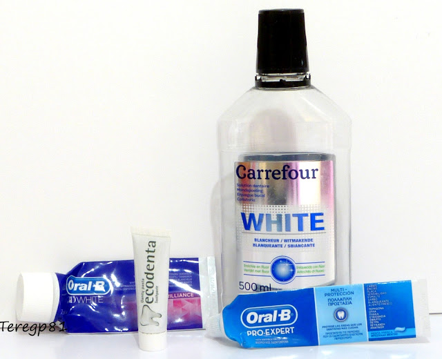 oral-b, ecodent, carrefour