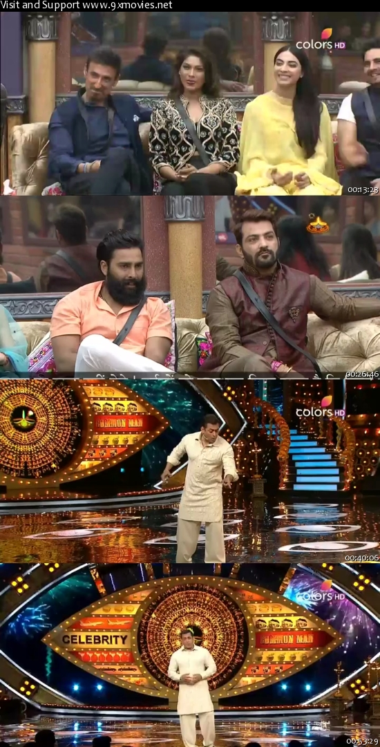 Bigg Boss S10E14 29 Oct 2016 HDTV 480p
