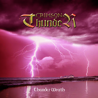 "Crimson Thunder - ""Thunder Wrath"" (ep)"