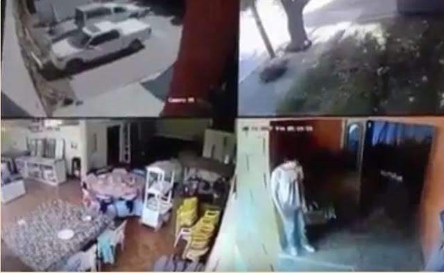 Alarmas contra ladrones