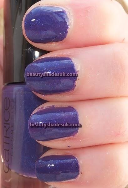 Catrice Purple Reign Nail Polish