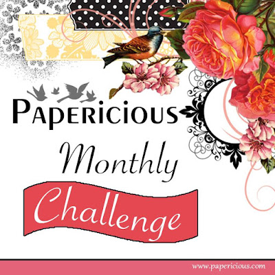 Papericious October 2016 Challenge