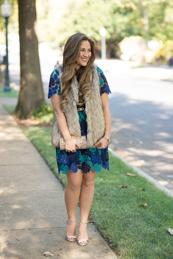 Laura Boswell, Fashion Blogger from Walking in Memphis in High Heels