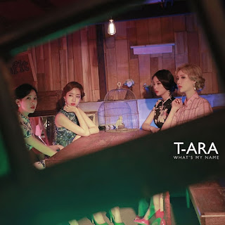 T-ARA – What's My Name? Albümü