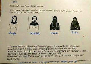 Вопросы этики для немецких школьников