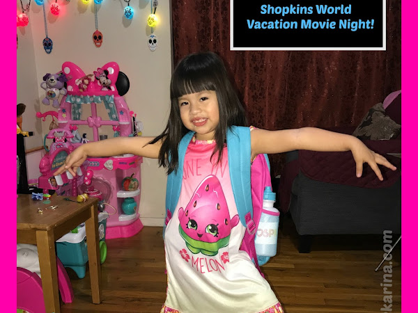 Yummy Recipe To Help You Host A Fun Shopkins World Vacation Movie Night.