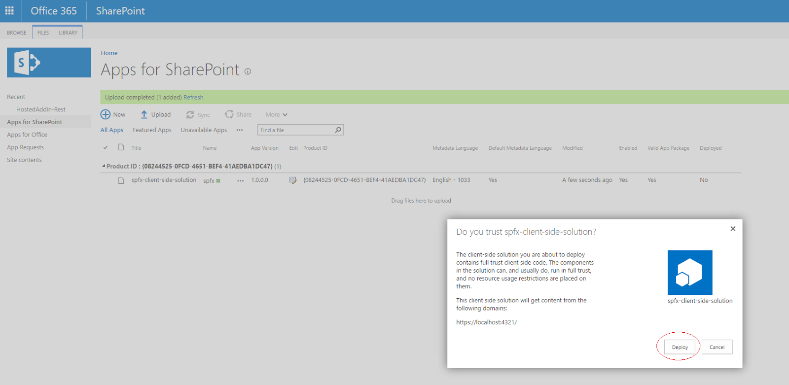 Everything Sharepoint: SPFX SharePoint Online Responsive Web Part