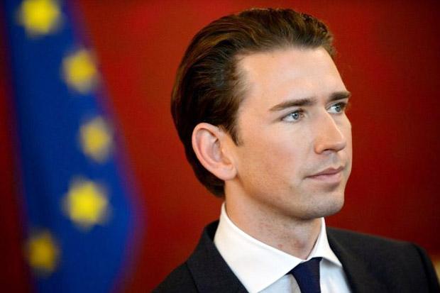 Tutup Masjid, Kanselir Austria Terima Ancaman Pembunuhan