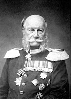 Wilhelm I with side-whiskers