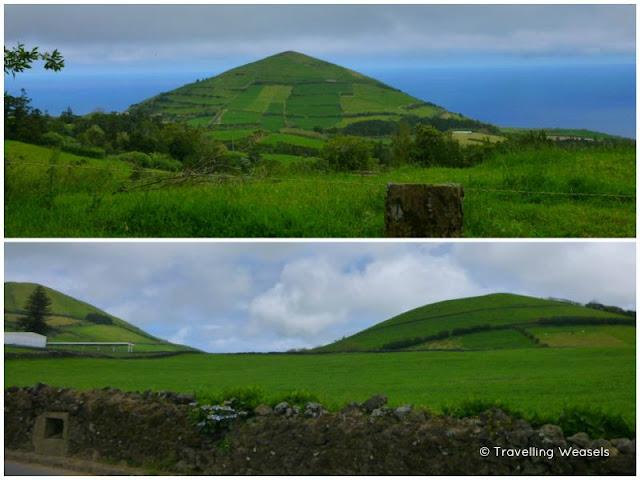 azores landscape