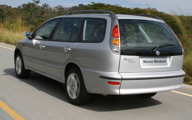 Fiat Marea Turbo Weekend