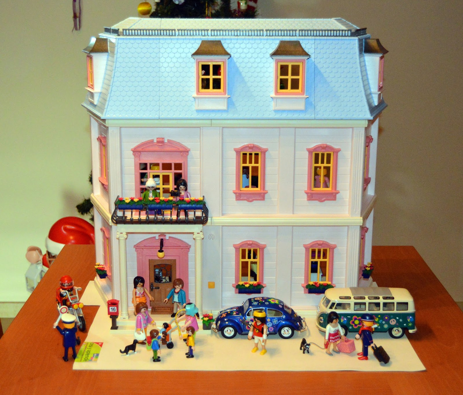 Mis mu ecas mi casita rom ntica de mu ecas playmobil - Playmobil casa de munecas carrefour ...