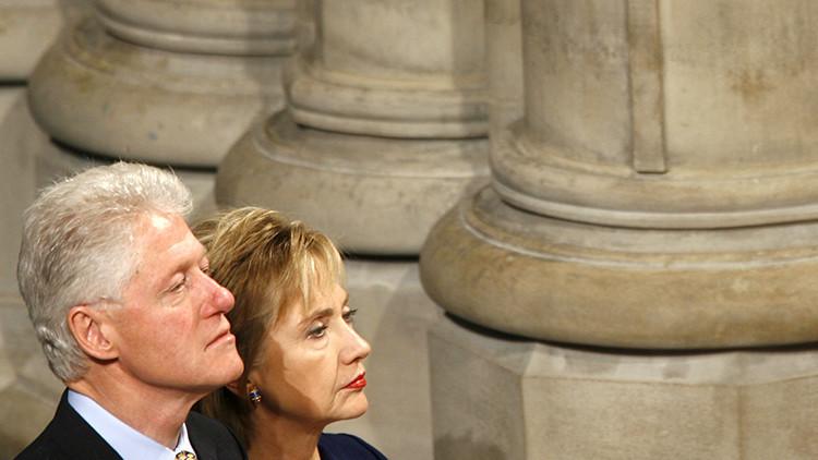 Cinco ocasiones en que los Clinton lograron evitar cargos federales