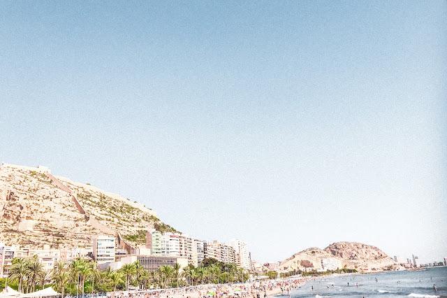 Niskobudżetowy wypad / Hiszpania ALICANTE w październiku  - Czytaj więcej