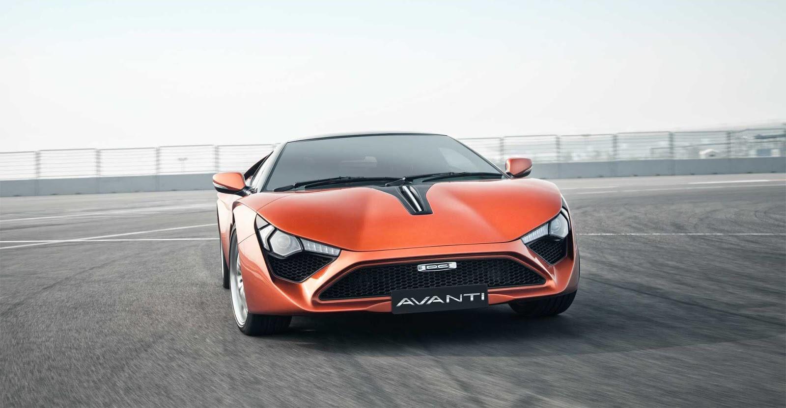Dc Avanti Sports Car By Dc Design India