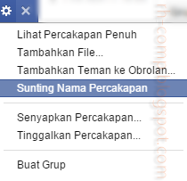 Cara Membuat Grup Percakapan di Facebook