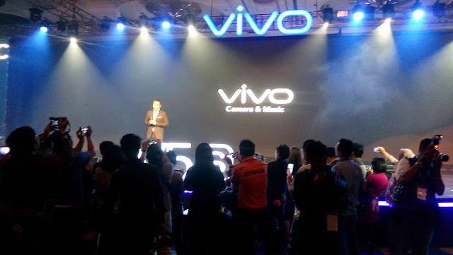Product Knowledge Acara Vivo V5s Launch