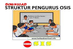 Format Struktur dan Tugas Pengurus OSIS