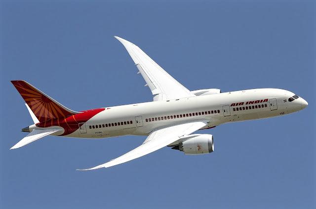 boeing 787-8 dreamliner air india