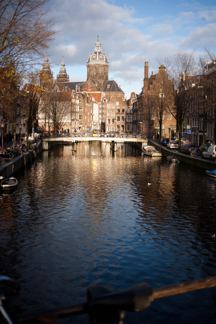 travel: Amsterdam grachten