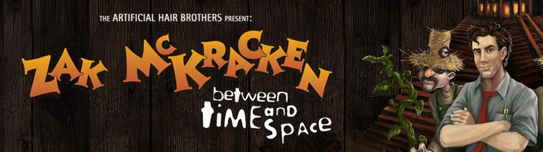 Zak Mckracken – Between Time And Space