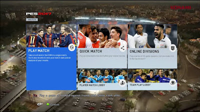 PES 2013 Graphic Pack dari PES 2017