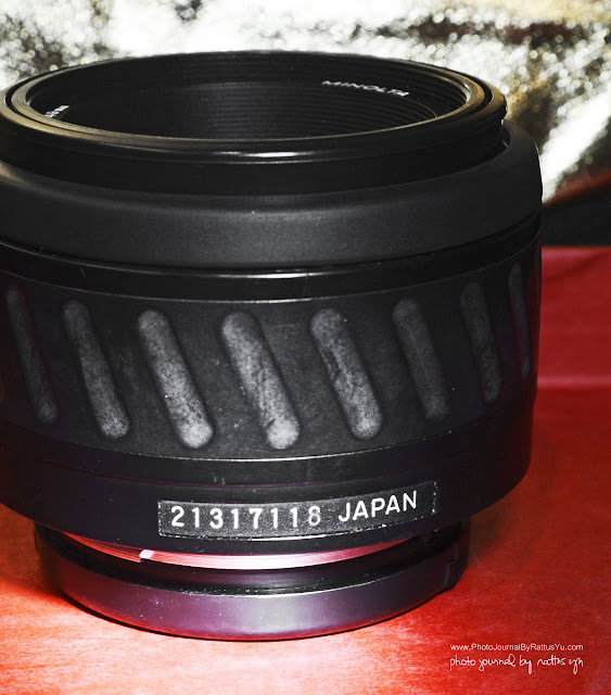 Minolta AF 50mm f/1.7 Prime Lens (Sony A Mount, Serial# 21317118)
