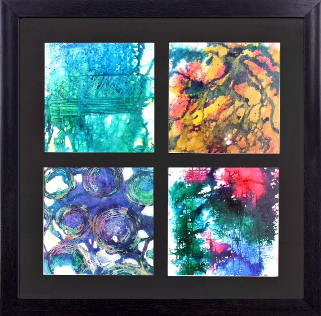Four Seasons by artist Shruti Vij, Image courtesy artist
