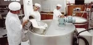 pembuatan susu
