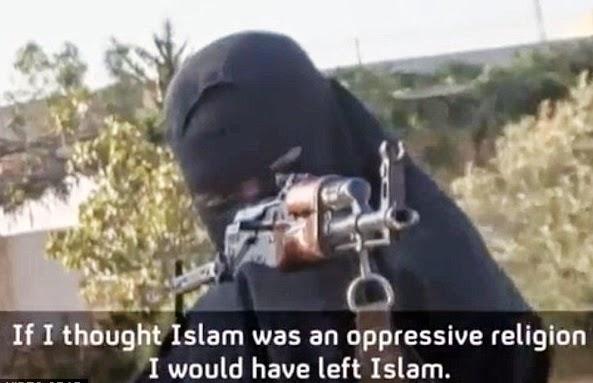 nigerian woman isis terrorist