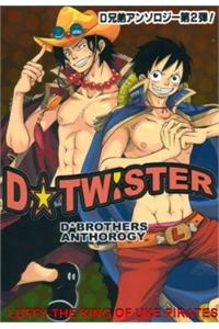 One Piece Doujinshi - D Twister