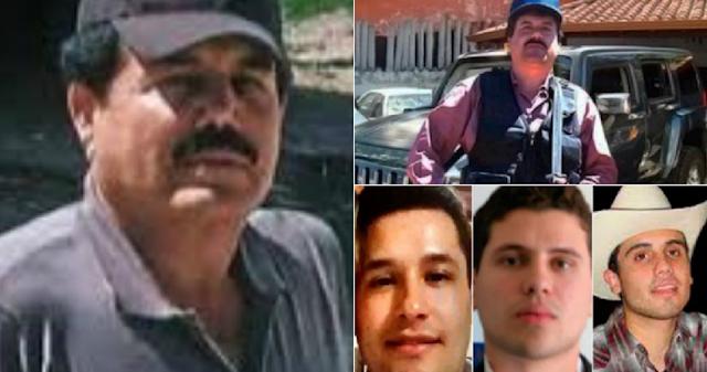 """""""El Mayo"""" afianza liderazgo en el Cártel de Sinaloa, pero riñas con hijos de """"El Chapo"""" le amenazan"""