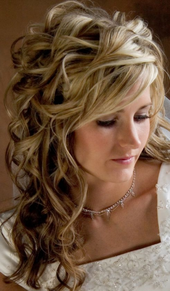 good 2014 hairstyles: prom hairstyles for long hair down