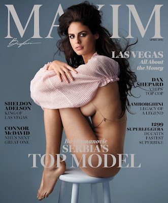 Bo Krsmanovic - Maxim USA 2017 Abril (21 Fotos HQ)